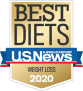 US News Best Diets Weight Loss badge