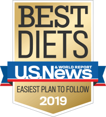 Ranked a best diet for EASY to follow and FAST weight loss for 9 years!