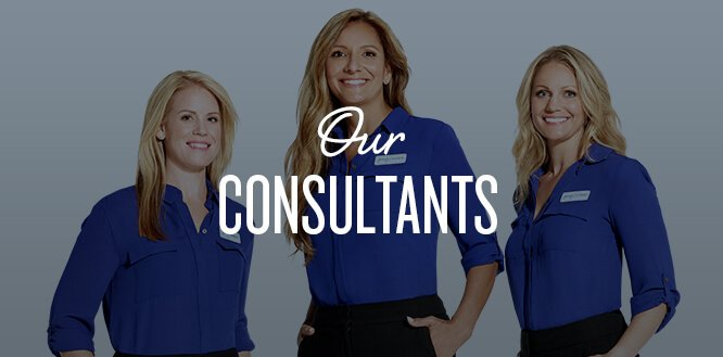 Our consultants: 3 Jenny Craig Consultants