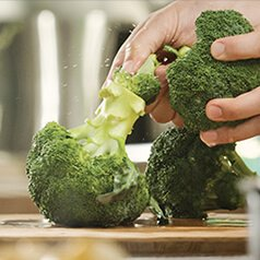Fresh and Free Additions Non-Starchy Vegetables: Broccoli