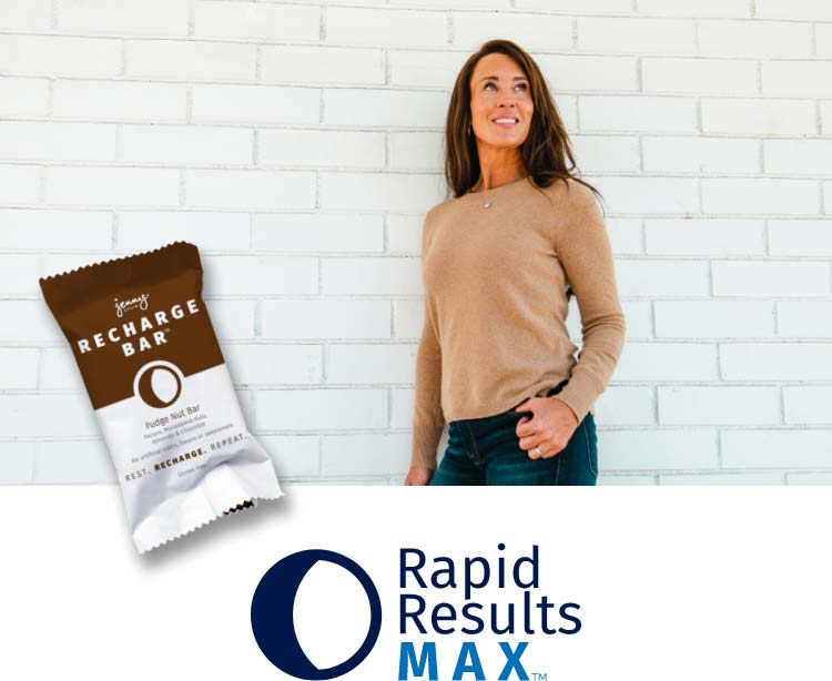 Jenny Craig Member Libby lost 45 pounds on Rapid Results Max