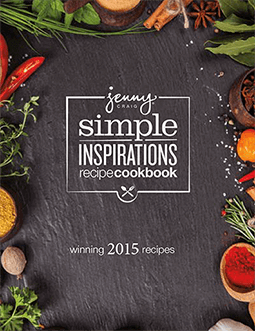 Winning 2015 Recipes Simple Inspirations