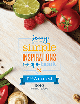 Winning 2016 Recipes Simple Inspirations