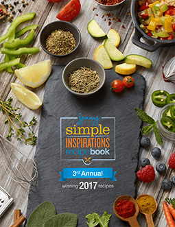 Winning 2017 Recipes Simple Inspirations