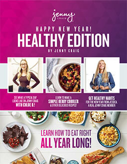 2019 New Years Healthy Edition