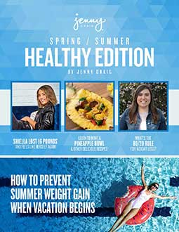 2019 Spring Summer Healthy Edition