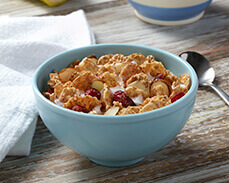 Jenny Craig food: Cranberry Almond Cereal