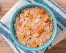 Jenny Craig Food: Apple Cinnamon Oatmeal