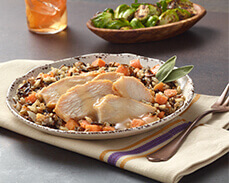 Jenny Craig Food: Turkey and Wild Rice