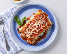 Jenny Craig food: Classic Lasagna with Meat Sauce