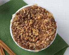 Jenny Craig food: Apple Crisp