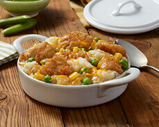 Jenny Craig Food: Cheesy Potatoes and Chicken
