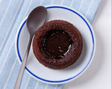 Jenny Craig food: Chocolate lava Cake