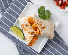 Jenny Craig Food: Chicken Burrito