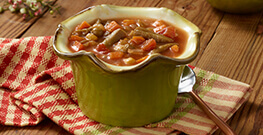 Chunky Vegetable Medley Soup Addition