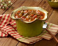 Jenny Craig Food: Chunky Vegetable Medley Soup Addition