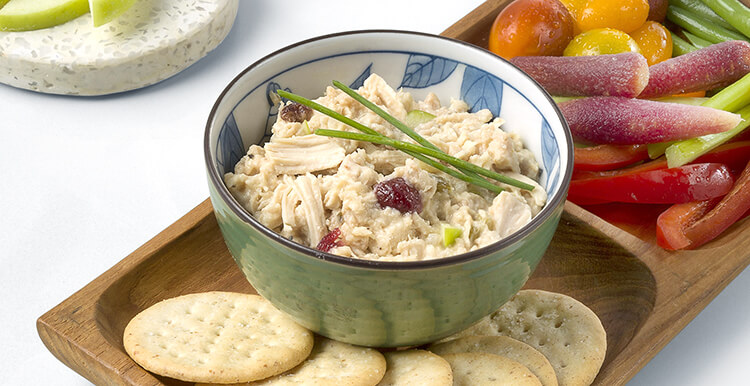 Chicken Cranberry Salad Kit