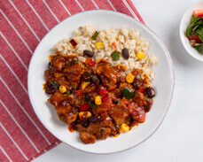 Jenny Craig Food: Fiesta Chicken and Rice