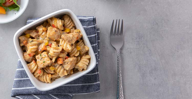 Romano Pasta with Chicken