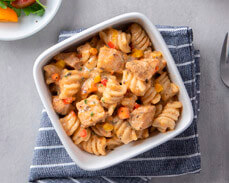 Jenny Craig Food: Romano Pasta with Chicken