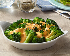 Jenny Craig Food: Cheesy Broccoli