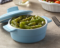 Jenny Craig food: Green Beans with Garlic and Olive Oil