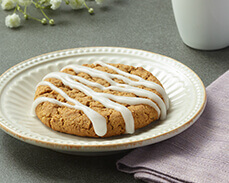 Jenny Craig food: Iced Oatmeal Cookie