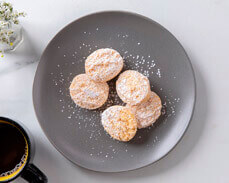 Jenny Craig Food: Lemon Cookies