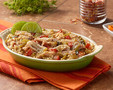 Jenny Craig Food: Pork Carnitas Burrito Bowl