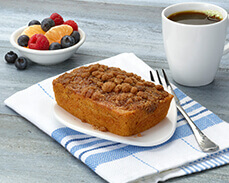 Jenny Craig food: Cinnamon Coffee Cake