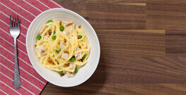 Classic Chicken Carbonara