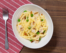 Jenny Craig food: Classic Chicken Carbonara