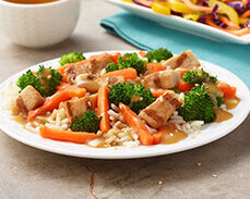 Jenny Craig Food: Grilled Chicken Teriyaki Bowl