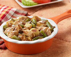 Jenny Craig food: Chicken Marsala