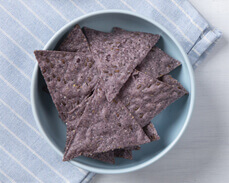 Jenny Craig Food: Blue Corn Tortilla Chips
