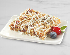 Jenny Craig food: Mixed Berry Bar