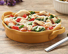Jenny Craig Food: Chicken Margherita