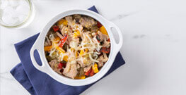 Slow-Cooked Carnitas and Peppers