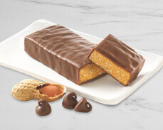Jenny Craig food: Chocolatey Peanut Butter Anytime Bar