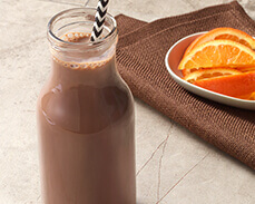 Jenny Craig food: Chocolate Dream Shake