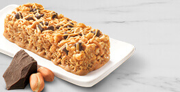 Peanut Butter Chocolate Crunch Anytime Bar