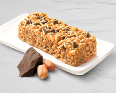 Jenny Craig food: Peanut Butter Chocolate Crunch Anytime Bar