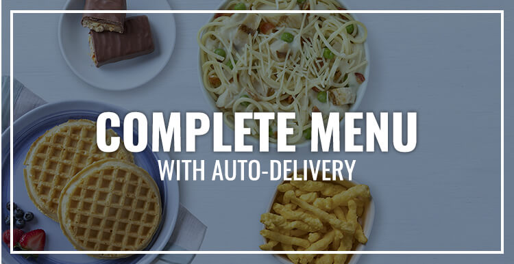 Complete Weight Loss Plan with Auto-Delivery