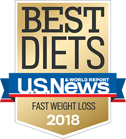 US News Fast Weight Loss badge